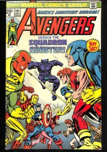 The Avengers #141 (1975)