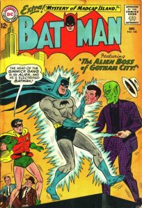 Batman #160 stock photo