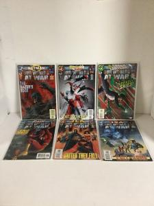 Our Worlds At War DC 10 Issue One-Shot Lot Nm Near Mint 9.4