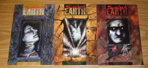 Scorched Earth #1-3 VF/NM complete series MICHAEL GAYDOS tundra comics set 2