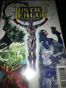 DC Convergence #1 Justice League International Mint