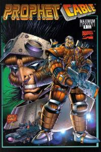Prophet/Cable #1, VF+ (Stock photo)