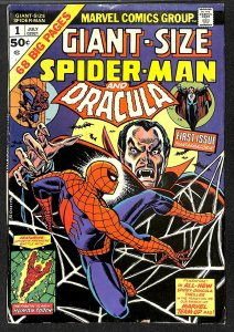 Giant-Size Spider-Man #1 VG/FN 5.0 Dracula!