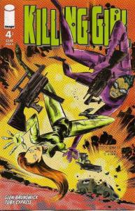 Killing Girl #4A VF/NM; Image | save on shipping - details inside