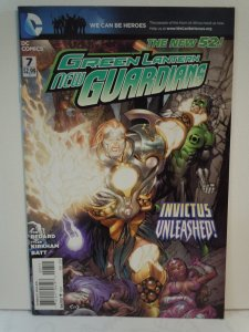 Green Lantern: New Guardians #7