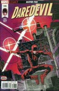 Daredevil #596 VF/NM; Marvel | save on shipping - details inside