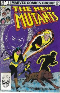 [SOLD] The New Mutants #1