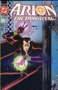 Arion The Immortal #1, NM + (Stock photo)