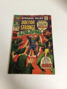 Strange Tales 160 Vf- Very Fine- 7.5