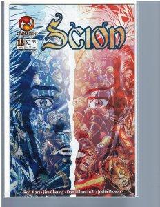 Scion #18 (2001) NM