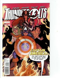 Thunderbolts (2006 series) #165  NM- condition. Marvel comics