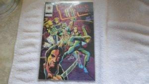 MARCH 1994 VALIANT COMICS SECRET WEAPONS # 7