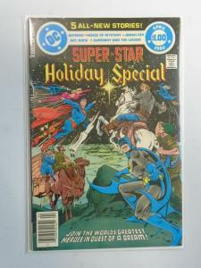 DC Special Series #21 Holiday special 7.0 FN VF (1980)
