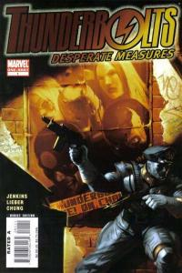 Thunderbolts (2006 series) Desperate Measures #1, VF+ (Stock photo)