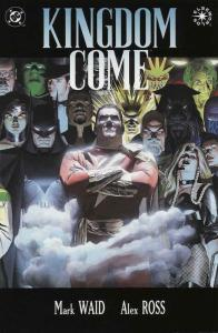 Kingdom Come #3 VF/NM; DC | save on shipping - details inside