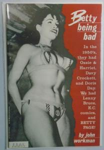 Betty Being Bad (Eros Comix) #1 Betty Page 6.0/FN (1990)