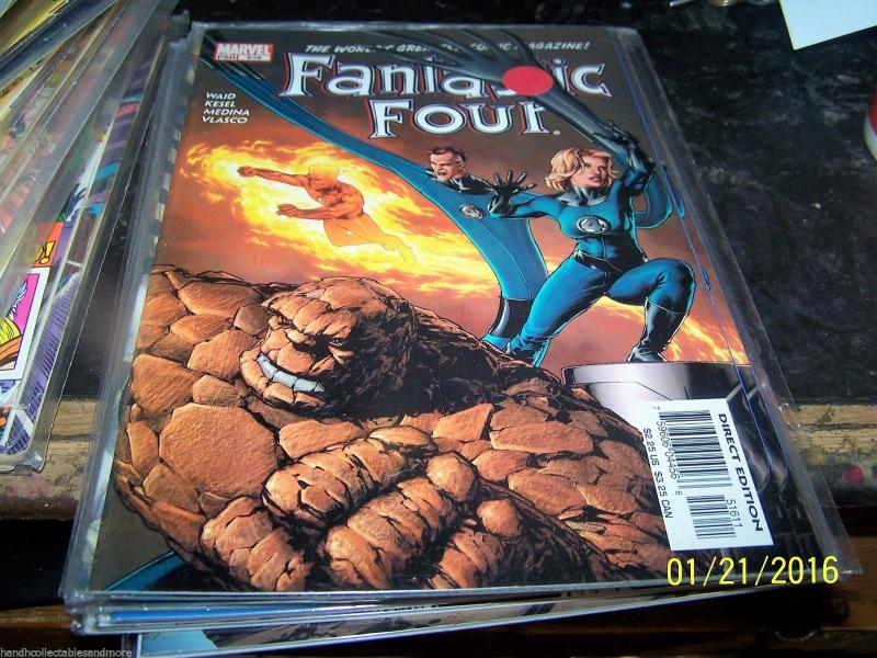FANTASTIC FOUR #516  2004    MARVEL  FRIGHTFUL FOUR