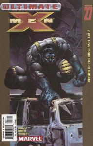 Ultimate X-Men #27 VF/NM; Marvel   save on shipping - details inside