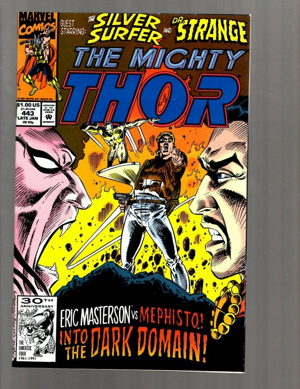 MIGHTY THOR # 450 COMIC 1992-9.4