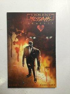 Viloent Messiahs Genesis Tpb Softcover Sc Very Fine Vf 8.0 Image