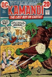 Kamandi: The Last Boy on Earth #5, Fine+ (Stock photo)