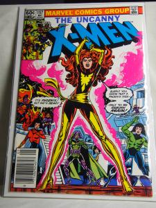 The Uncanny X-Men 157  VF/NM  condition.  Unread. 1982 Phoenix Appearance !.