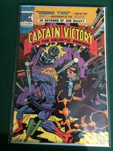 Captain Victory and the Galactic Rangers #12 Jack Kirby