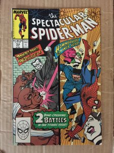 The Spectacular Spider-Man #153 (1989)i
