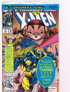 X-Men # 14 Marvel Comic Books Awesome Issue Wolverine Cyclops Beast WOW!!!!! S23