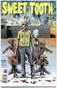 SWEET TOOTH #38, NM. Jeff Lemire, Horror, Vertigo, 2009, Wild Game,more in store