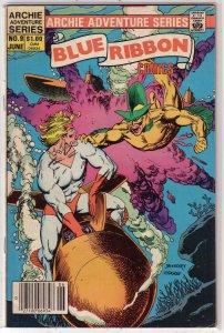 Blue Ribbon Comics   (Archie)   # 9 GD