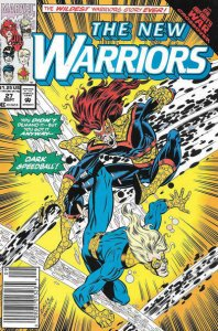 New Warriors, The #27 (Newsstand) VF/NM; Marvel | save on shipping - details ins