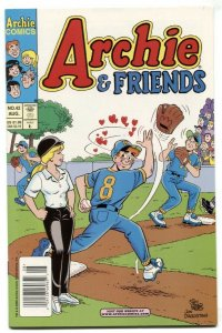 Archie and Friends #42 2000- Baseball cover- Goldberg VF