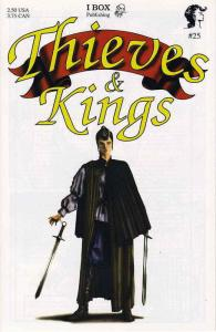 Thieves & Kings #25 VF/NM; I Box | save on shipping - details inside
