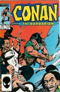 Conan the Barbarian (1970 series) #172, VF (Stock photo)