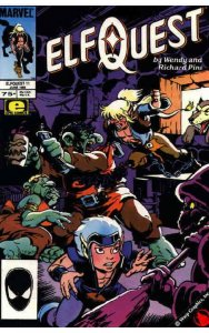 Elfquest (Epic) #11 VF; Epic   save on shipping - details inside