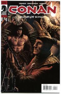 CONAN in ROAD of KINGS #4, NM,  Doug Wheatley, 2011, more Conan in store