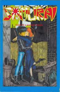 Samurai #19 VF; Aircel   save on shipping - details inside