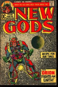 The New Gods #1 (1971)