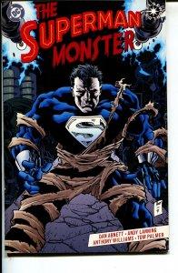 Superman Monster-Dan Abnett