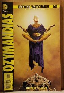 Before Watchmen: Ozymandias #1 (2012)