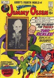 Jimmy Olsen #139 (ungraded) stock photo