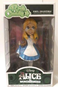 Disney Alice in Wonderland Vinyl Figure - Funko Rock Candy - MIB - NEW