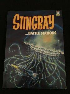 STINGRAY Vol. 1: BATTLE STATIONS Trade Paperback