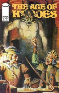Age of Heroes, The #3 VF/NM; Halloween | save on shipping - details inside