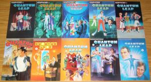 Quantum Leap #1-13 VF/NM complete series + special - comics based on tv series