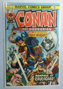 Conan the Barbarian (Marvel) #48, 6.0/FN (1975)