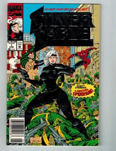 Silver Sable # 1 VF Marvel Comic Book Spider-Man Hydra Sandman Green Goblin S98