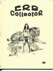 ERB Collector #46 2000-Edgar Rice Burroughs fanzine-Tarzan-Joe Jusko-VF