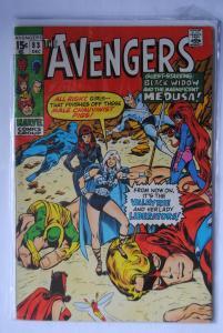 The Avengers, 83